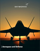 Aerospace and Defense Solutions Brochure