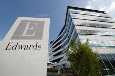 edwards HQ sign