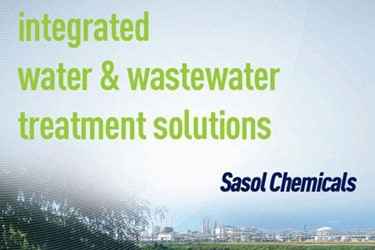 Integrated Water And Wastewater Treatment Solutions To Support Chemical Manufacturing Challenges