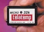 Small, Reusable Temperature Data Recorder