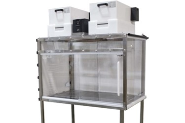 Pharmaceutical Downflow Booth For Freeze Dryers / Lyophilizers
