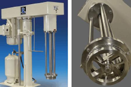 Improving Manufacturing Processes With High Shear Mixing