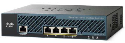 Cisco 2500 Series Wireless Controllers
