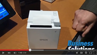 Epson Introduces 3 New Products At RetailNOW 2015