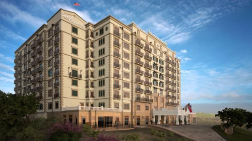 Luxury Tuscan Style Hotel 'Hotel Granduca Austin' Begins Construction