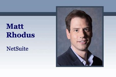 Matt Rhodus, NetSuite Vertical Marketing Expert, ­ Retail