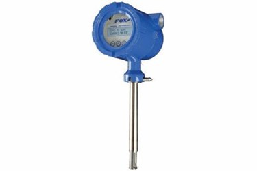 Fox Model FT1 Gas Mass Flow Meter
