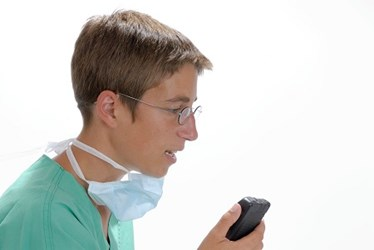 Voice Recognition Software On Smartphones In Hospitals