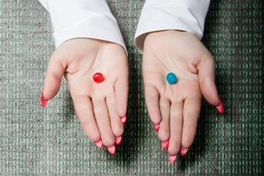 Matrix-Red-Blue-Pills