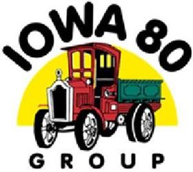 Iowa 80 Logo