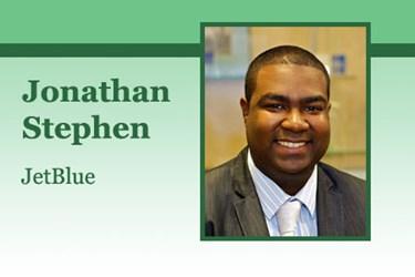 JetBlue's Jonathan Stephen
