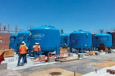 Full-Scale Installation Report For Z-88® Radium Removal – City Of San Angelo, TX