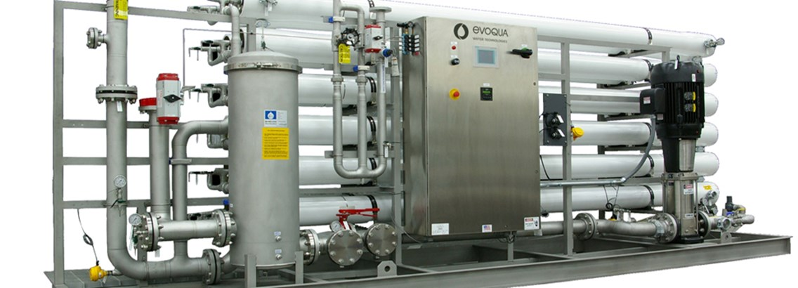 Membrane Technology For Boiler Feed Treatment