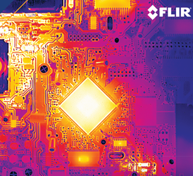 Improving Electronic Design And Testing With Infrared Imaging