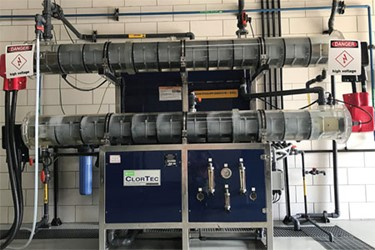 "Cobb County Expands ""Excellent Production Of Potable Water"" With ClorTec® DN OSHG System"