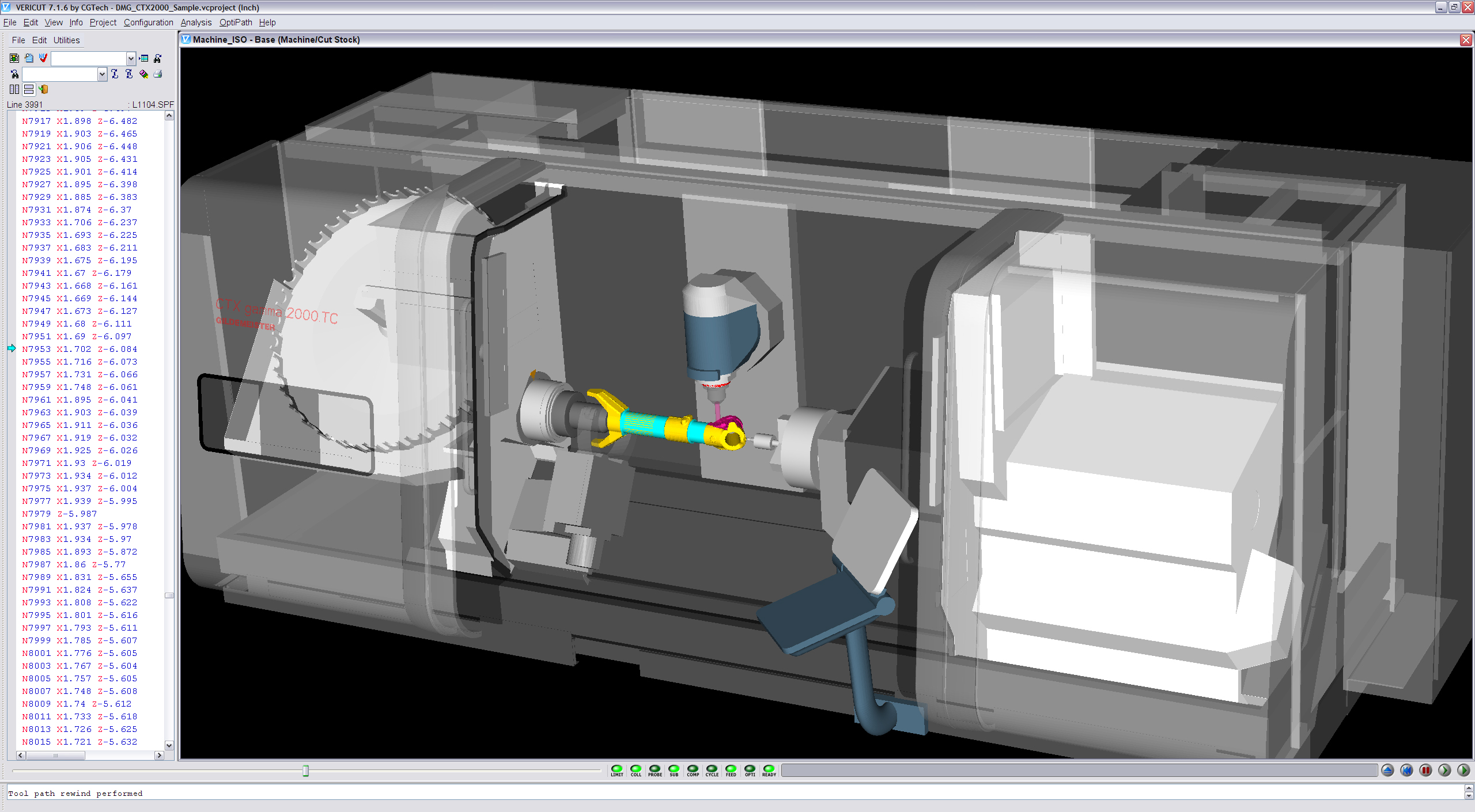 Cgtech To Show New Version Of Vericut At Imts