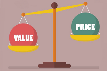 Price-Value-Scale