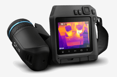 Thermal Imaging Cameras: T530 And T540