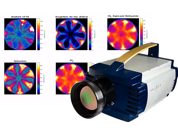 Multispectral Infrared Camera Ms Ir