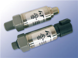 Water Pressure Sensors Packaged For Long-Term Operation In