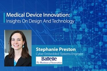 Battelle Guest Column Series - Stephanie Preston