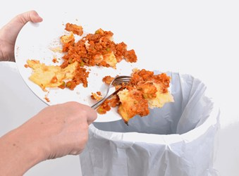 Facing Food Waste Head On