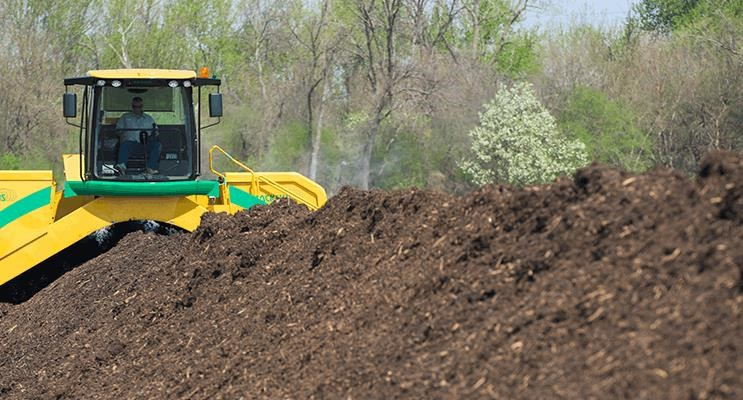 Evolving From Controlled Biosolids Distribution To Revenue-Generating Compost
