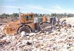 Landfill Compactor - Trashmaster 3-90C