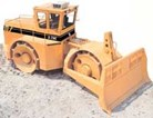 Landfill Compactor - Trashmaster 3-70C