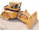 Landfill Compactor - Trashmaster 3-35C