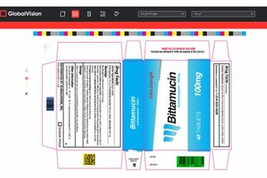 Pharmaceutical Packaging and Barcode Inspection Software