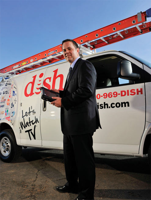Dish Network S Cloud Based Field Service Strategy