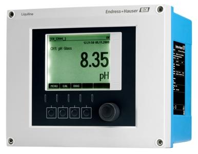 Endress Hauser Introduces Liquiline Multichannel Transmitter
