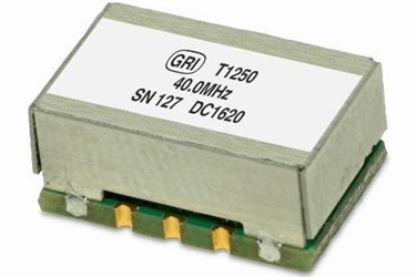 10-50 MHz Temperature Compensated Crystal Oscillators T1250 Series