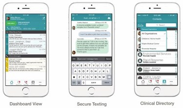 Vocera Secure Text Messaging
