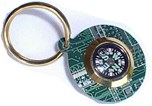 Compass Key Fob