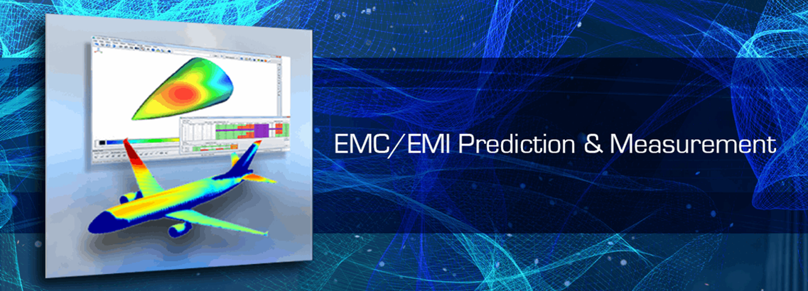 Aeronautical EMC/EMI Prediction And Measurement