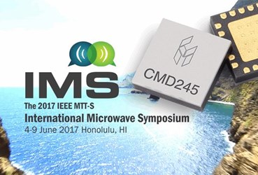 Mil/Aero System Designers Offer More Solutions And Design Tips From Custom MMIC At IMS 2017