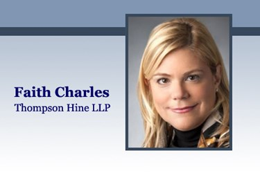 Faith Charles Transactions Partner and Chair of Life Sciences