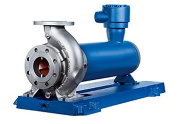 KSB Canned Motor Pumps To Be Displayed At ACHEMA 2015