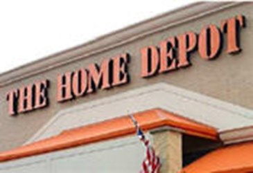Home Depot Store Entry