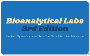Market Research Report: Bioanalytical Labs Market Dynamics And Service Provider Performance (3rd Edition)