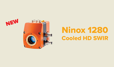 Raptor Launches The Ninox 1280, A High Resolution, High Sensitivity Cooled VIS-SWIR InGaAs Camera