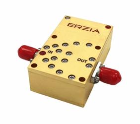 33 – 47 GHz High Power Amplifier: ERZ-HPA-3300-4700-29