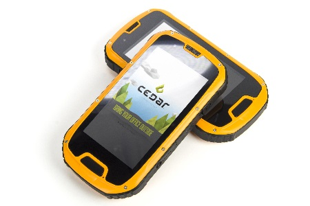This Move Will Allow Customers To Purchase Cedar S Android Operated Rugged Handhelds Directly From Juniper Systems