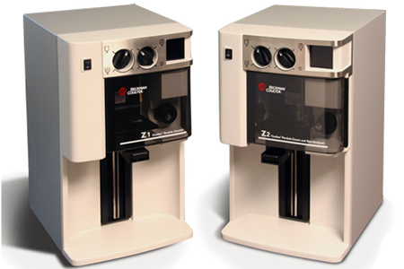 Cell Counting And Sizing Instrumentation Z Series