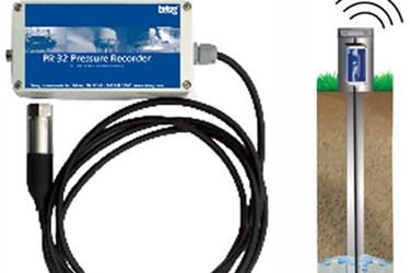 Wireless Pressure Recorder