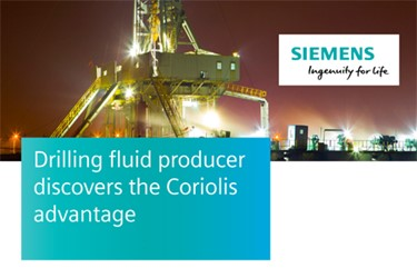 Drilling Fluid Producer Discovers The Coriolis Advantage
