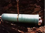 PVC Sewer and Drain Pipe
