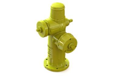 Smarter Fire Hydrant